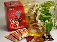 紅人参茶(50包)