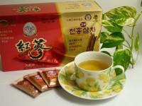 紅人参茶(100包)